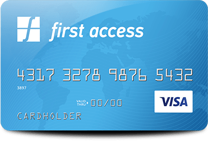 First Access Card